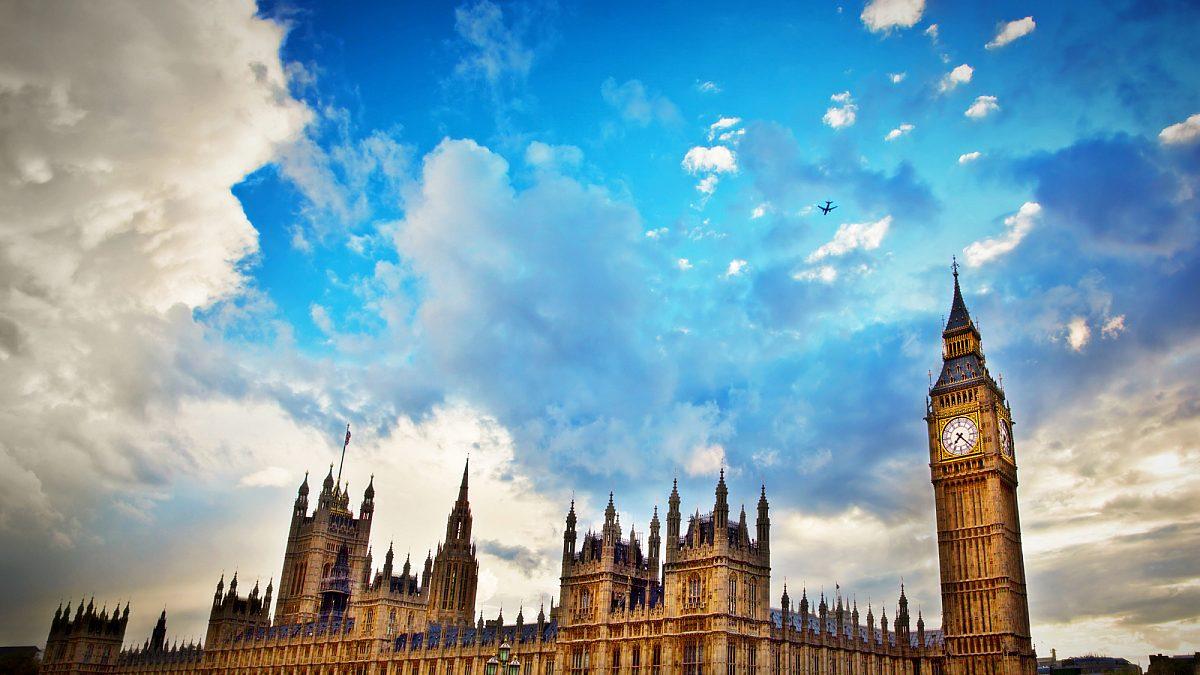 Image of Big Ben in London