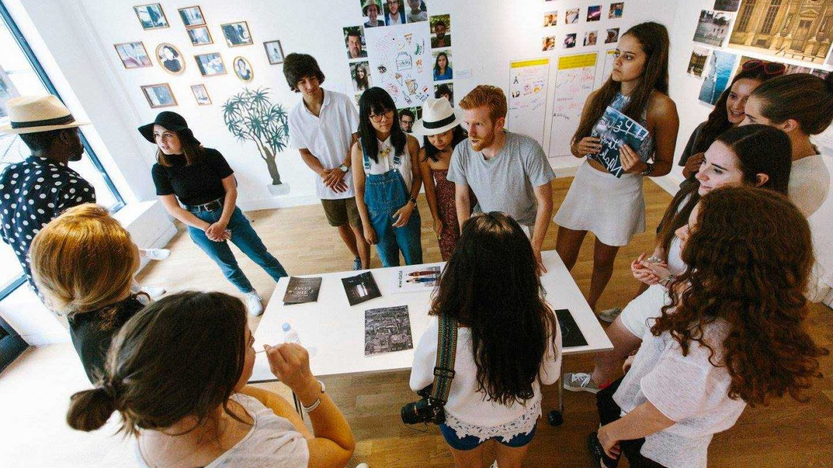 Semester Art And Design At Parsons Paris Api Abroad